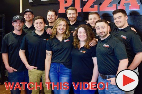 Cibelli's Pizza Video